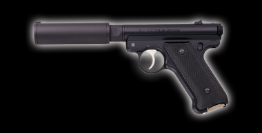 Mk1  ASSASSINS Silencer model Black