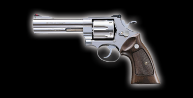 S&W M629 Classic X-cartridge Silver