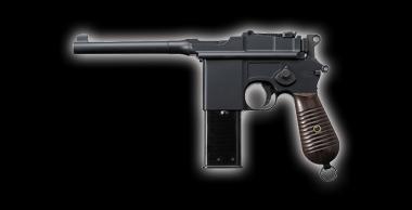 Mauser M712・6mmBB BLOWBACK