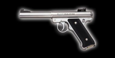 Mk1 bull barrel Silver