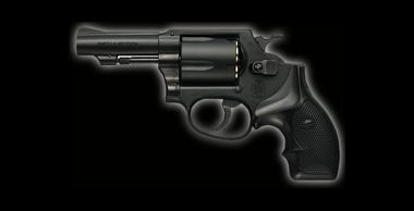 S&W M36 Chiefs Special X Cartridge 3inch Black