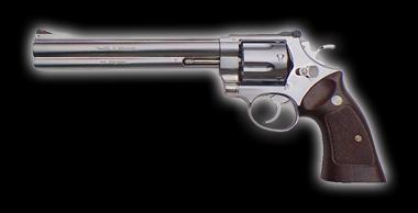S&W M29 Classic X-cartridge 8・3/8inch Silver