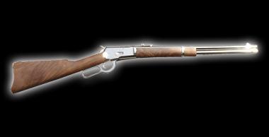 Winchester M1892 Silver