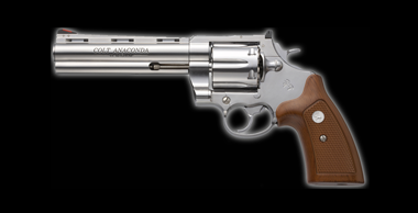Colt Anaconda X-Cartridge 6inch Silver