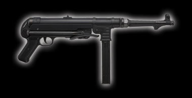 MP40 Mat Black