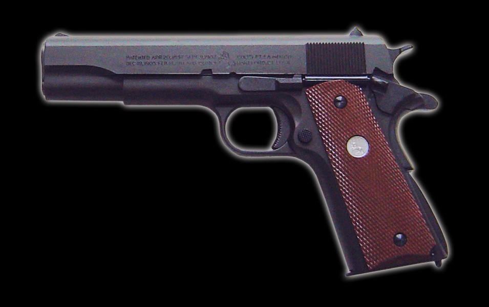 43_Colt Government M1911A1 HW