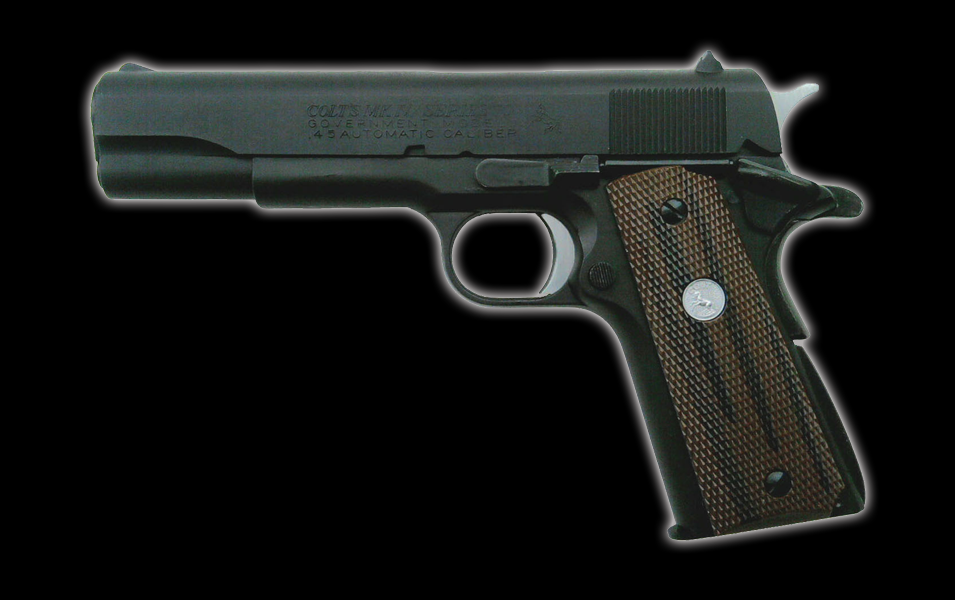 45_Colt Government SERIES'70 _HW