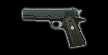 Colt Government SERIES'70 MkⅣ Black