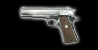 Colt Government SERIES'70 MkⅣ Silver
