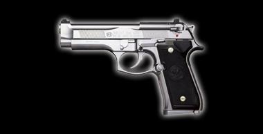 M92F・CQB Silver