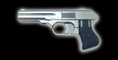 COP357・LongBarrel・Silver