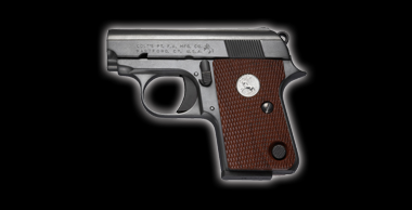 Colt 25Auto Black HW