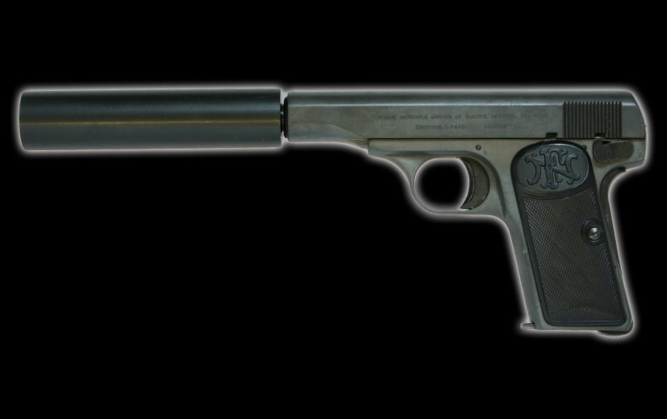 62_M1910 Silencer model HW