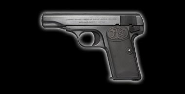 M1910 PFCブローバック