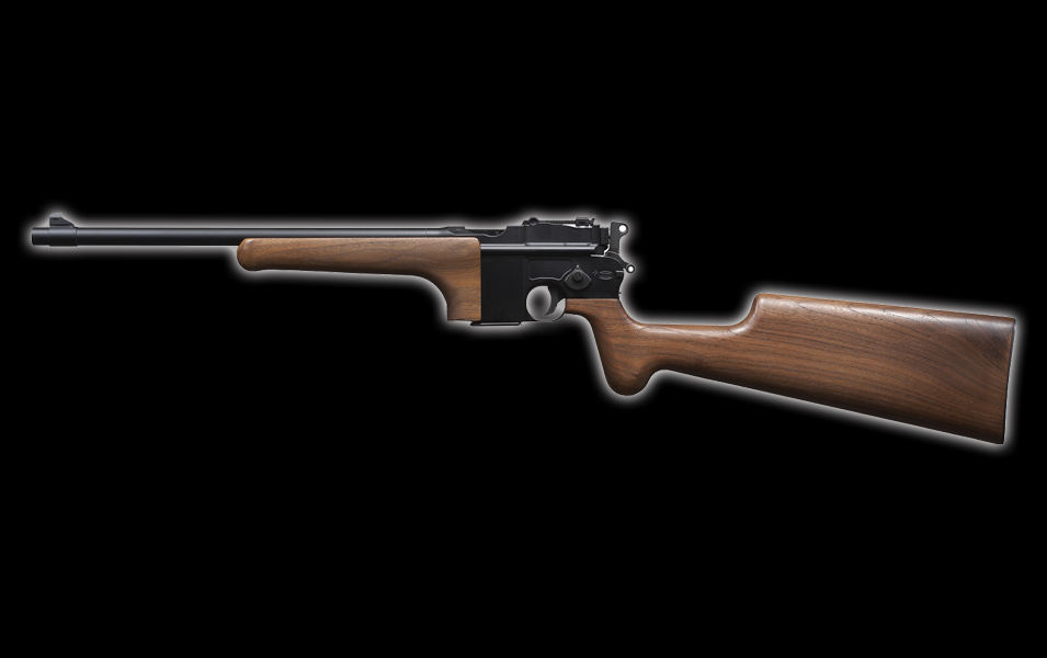 77_Mauser M712 Carbine Completed Zinc-diecasted Dummy