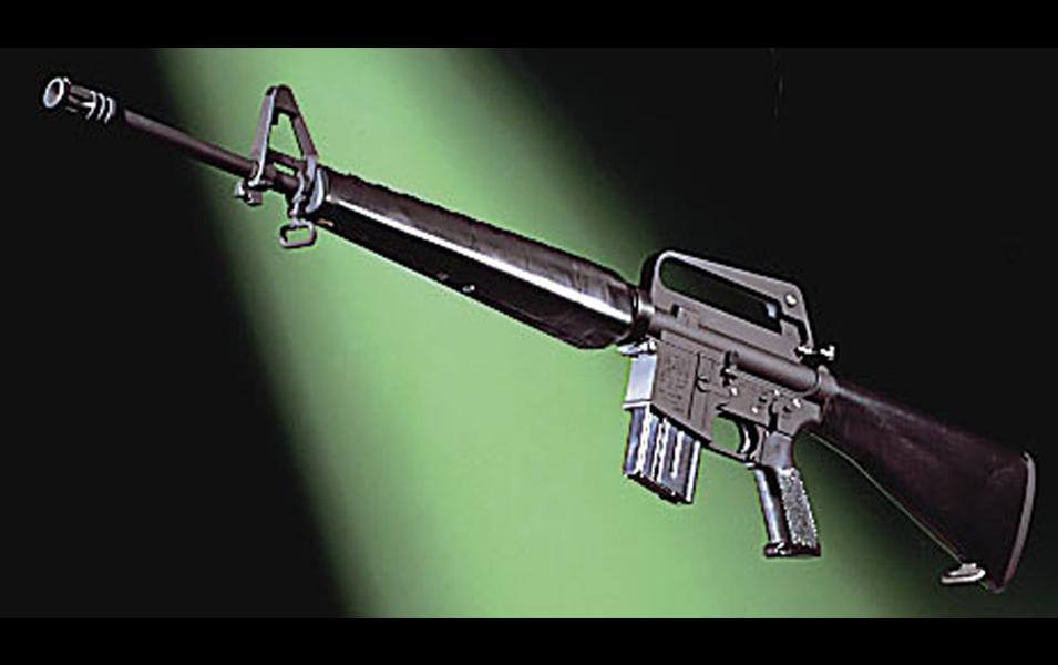 79_Colt M16A1