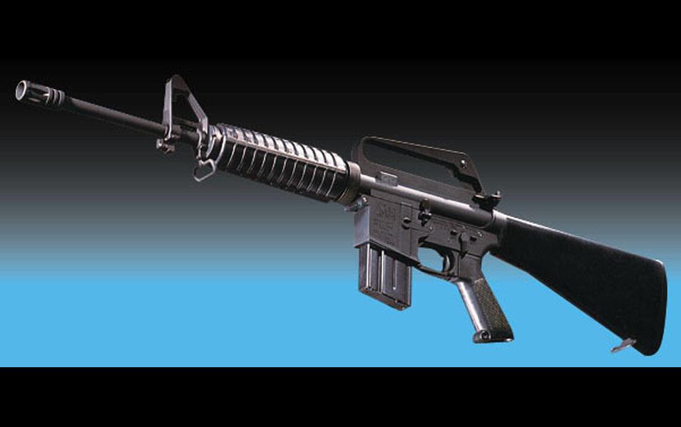 81_Colt M655 Carbine