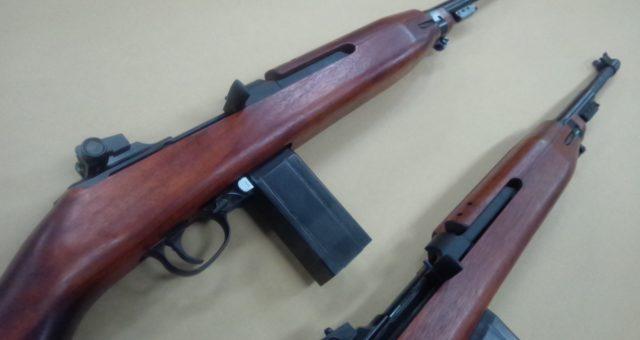 FN5-7に続く第2弾 M1カービン登場!!