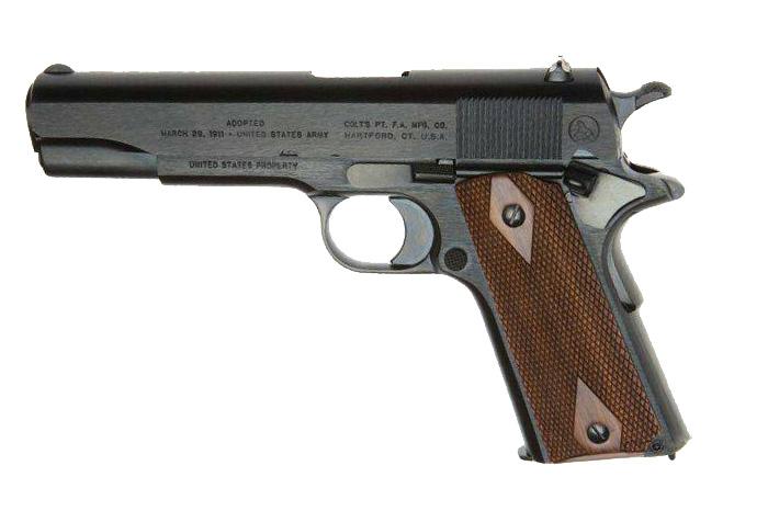 M1911 100th